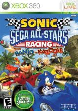 Sonic & Sega All-Stars Racing (Gra Xbox360)