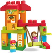 Mega Bloks Treehouse Adventures Building Set