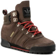 Buty adidas - Jake Boot 2.0 BY4109 Brown/Scarle/Cblack