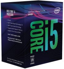 Intel Core i5-8600K 3,60GHz BOX (BX80684I58600K)