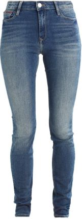 Tommy Jeans HIGH RISE SKINNY SANTANA Jeans Skinny Fit royal blue