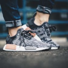 adidas Original Boost S32215 Ultra NMD Xr1 Prime Knit Black