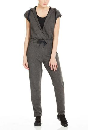 BENCH - Hoody Sweat Jumpsuit Winter Antracite Marl (MA1055)