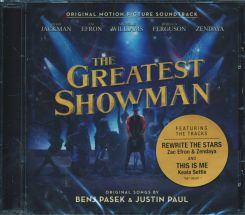 The Greatest Showman soundtrack (Król rozrywki) [CD]