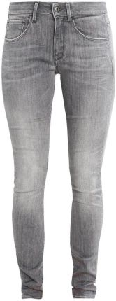 GStar 3301 MID SKINNY  Jeans Skinny Fit tricia grey superstretch