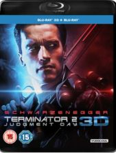 Terminator 2: Judgment Day [Blu-Ray 3D]+[Blu-Ray]