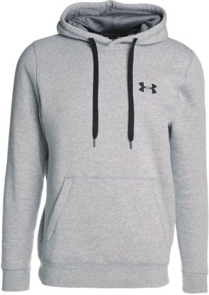 Under Armour RIVAL FITTED Bluza z kapturem gry