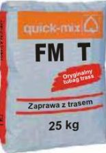 Quick-Mix Fm T do Spoin Antracytowo-Szara 25kg