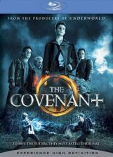 Pakt Milczenia (The Covenant) (Blu-ray)