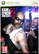 Kane & Lynch 2: Dog Days (Gra Xbox 360)