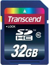 Transcend SDHC 32GB Class 10 (TS32GSDHC10)