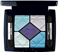 Christian Dior 5 Couleurs Iridescent 5 Cieni do powiek 6 g
