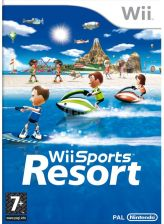 Nintendo Sports Resort (Gra Wii)