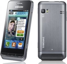 Samsung Wave 723 GT-S7230 szary