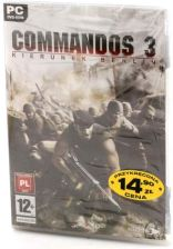 Commandos 3 Kierunek Berlin (Gra PC)