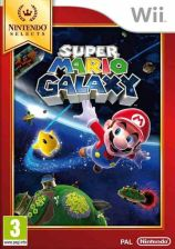 Super Mario Galaxy (Gra Wii)