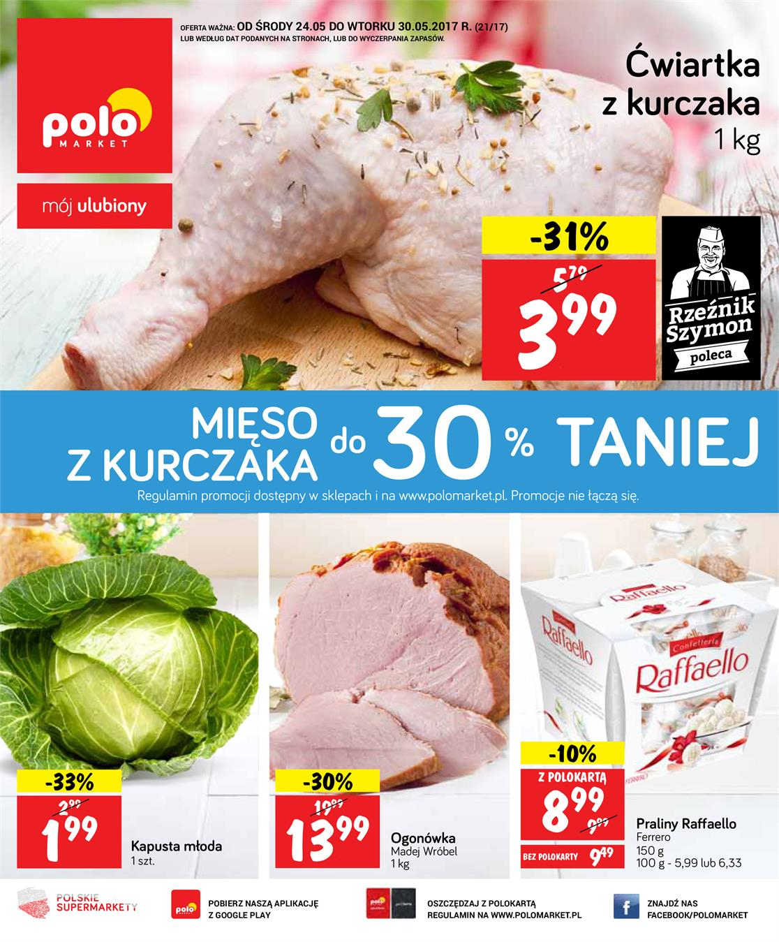 Gazetka Polomarket Sp. z o.o. nr 0 od 2017-05-24 do 2017-05-30