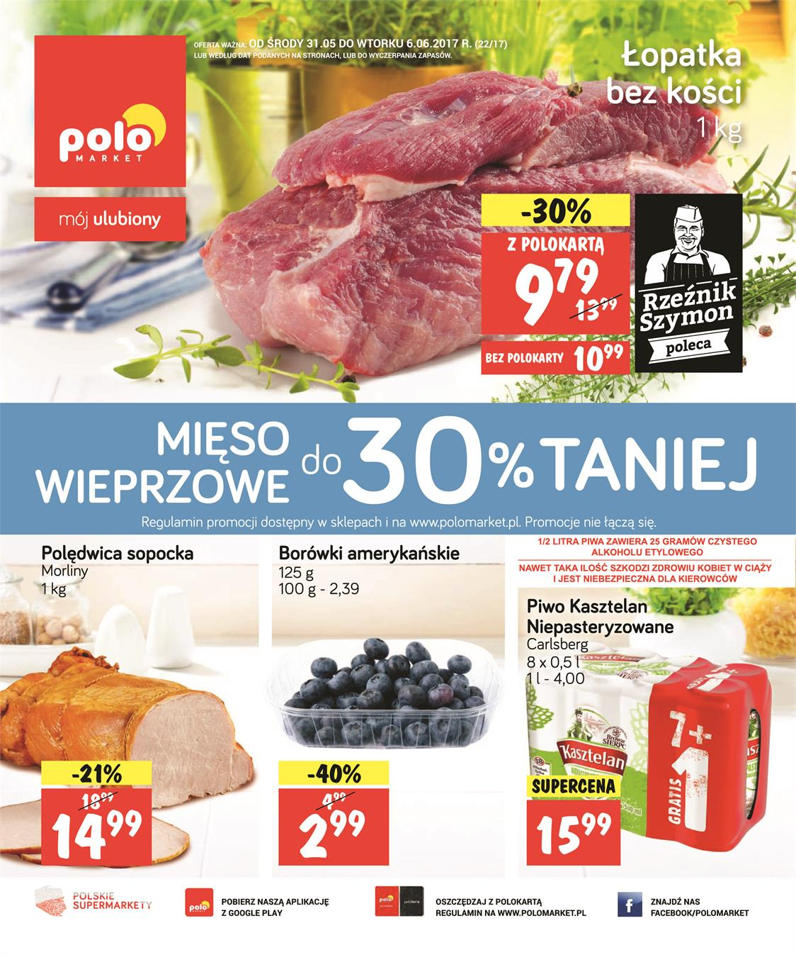 Gazetka Polomarket Sp. z o.o. nr 0 od 2017-05-31 do 2017-06-06