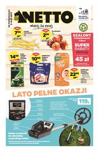 Gazetka nr Netto Sp. z o.o. od  2017-07-03 do 2017-07-09