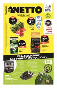 Gazetka nr Netto Sp. z o.o. od  2017-07-27 do 2017-07-30