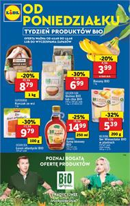 Gazetka nr Lidl Polska Sp. z o.o. od  2017-08-07 do 2017-08-13