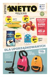 Gazetka nr Netto Sp. z o.o. od  2017-08-28 do 2017-09-03