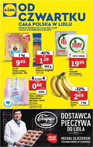 Gazetka nr Lidl Polska Sp. z o.o. od  2017-09-14 do 2017-09-17