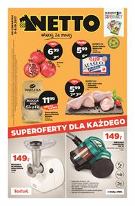 Gazetka nr Netto Sp. z o.o. od  2017-10-05 do 2017-10-08