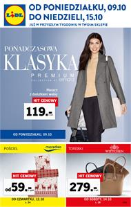 Gazetka nr Lidl Polska Sp. z o.o. od  2017-10-09 do 2017-10-15