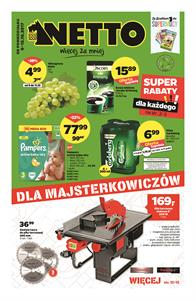 Gazetka nr Netto Sp. z o.o. od  2017-10-09 do 2017-10-15