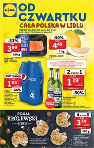 Gazetka nr Lidl Polska Sp. z o.o. od  2017-11-09 do 2017-11-12