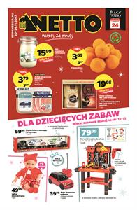 Gazetka nr Netto Sp. z o.o. od  2017-11-20 do 2017-11-26