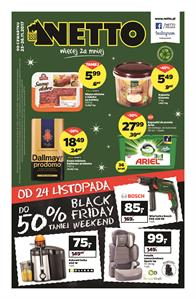 Gazetka nr Netto Sp. z o.o. od  2017-11-30 do 2017-12-03