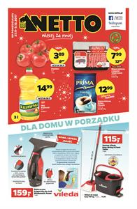 Gazetka nr Netto Sp. z o.o. od  2017-11-27 do 2017-12-03