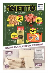 Gazetka nr Netto Sp. z o.o. od  2017-12-07 do 2017-12-10