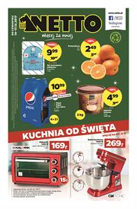 Gazetka nr Netto Sp. z o.o. od  2017-12-14 do 2017-12-17