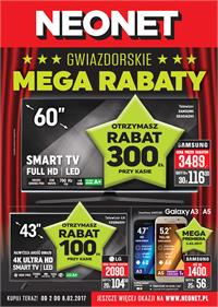Gazetka nr NEONET.PL od  2017-02-02 do 2017-02-08