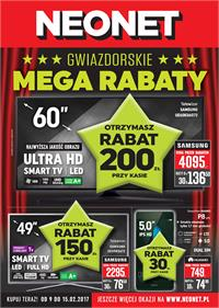 Gazetka nr NEONET.PL od  2017-02-09 do 2017-02-15