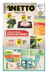 Gazetka nr Netto Sp. z o.o. od  2017-02-13 do 2017-02-19