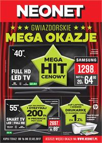 Gazetka nr NEONET.PL od  2017-02-16 do 2017-02-22