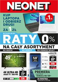 Gazetka nr NEONET.PL od  2017-04-27 do 2017-05-03