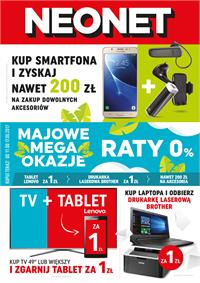 Gazetka nr NEONET.PL od  2017-05-11 do 2017-05-17