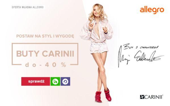 Buty Carrinii