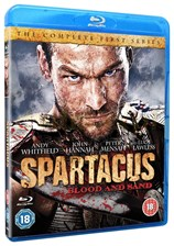 Spartakus: Krew i Piach (Spartacus: Blood and Sand) EN (4Blu-ray)