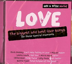 Life & Style Music: Love (Cd)
