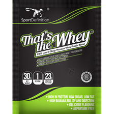 Sport Definition That'S The Whey 100% Goat & Sheep Premium Whey Protein Blend 30G