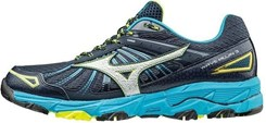 Mizuno Wave Mujin 3 Blue J1GC167005