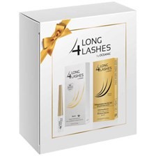 AA Long 4 Lashes odżywka do rzęs 3ml + tusz do rzęs 10ml