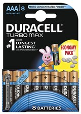 Duracell Star Wars Turbo Max (Lr03/Mx2400)