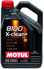 Motul 8100 X-clean PLUS 5W-30 5L